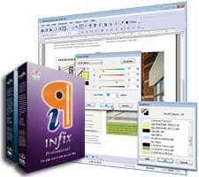 ویرایش و مدیریت فایل های پی دی اف، Infix PDF Editor Pro 6.29