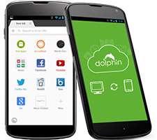 مرورگر پر قدرت Dolphin برای اندروید، Dolphin Browser 11.1.0