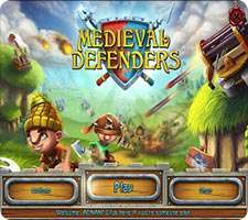 بازی مهیج و استراتژیک Medieval Defenders