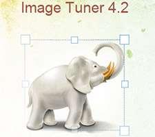 تغییر اندازه و فرمت تصاویر، Image Tuner 4.8