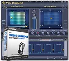 تغییر صدای افراد در کامپیوتر، AV Voice Changer Software Diamond 7.0.54 Retail