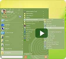 منوی Start پیشرفته ویندوز، Start Menu X Pro 5.00