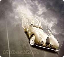 خلق یک پوستر رترور اتومبیل لوکس با افکت ذرات پخش شده