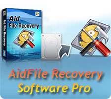 بازیابی فایل های حذف شده، Aidfile Recovery Software Pro 3.6.5.3