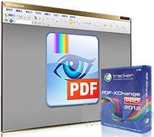 مشاهده و ساخت فایل های پی دی اف، PDF-XChange 2012 Pro 5.0.271