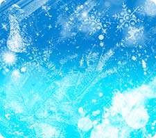 دانلود براش برف، سرما و کاج، درخت ، سری دوم