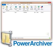 فشرده ساز قدرتمند فایل ها، PowerArchiver 2013 14.00.30 Final