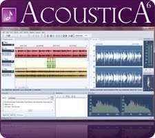 ویرایشگر حرفه ای فایل صوتی، Acoustica Digital Audio Editor Premium Edition 6.0.12