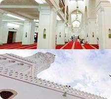 سفر مجازی با تصاویر 360 درجه به مسجد قبلتین (داخلی و ورودی)