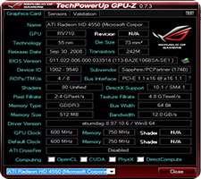 دانلود GPU-Z 0.8.1 نمایش کامل اطلاعات کارت گرافیک