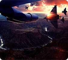 خلق مرحله به مرحله یک صحنه هوایی سینمایی در فتوشاپ