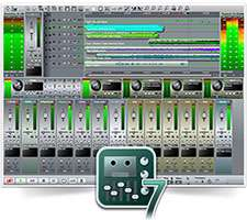 ضبط و ویرایش صدا و فایل های صوتی، n-Track Studio 7.0.3 Build 3097 Final