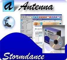 طراحی سریع صفحات وب، Antenna Web Design Studio 4.8
