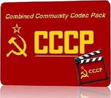 کدک قدرتمند صوتی و تصویری، CCCP (Combined Community Codec Pack) 2014-03-09 Final