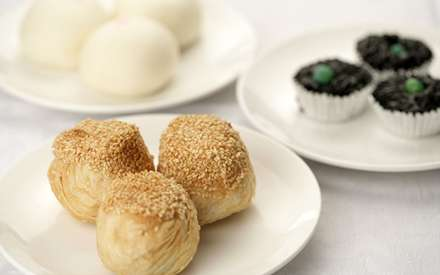شیرینی, نان, Pastry, Bread