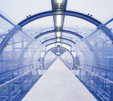 مجموعه 20 عکس با کیفیت از نمای شیشه ای ساختمان