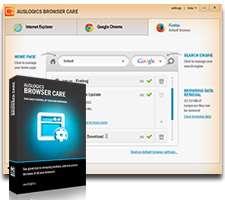 حذف افزونه و نوار ابزارهای غیرضروری مرورگرها، Auslogics Browser Care 3.0.0.0