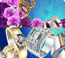 تصاویر لایه باز حلقه ازدواج (Ring Psd)