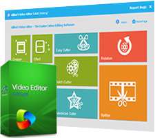 دانلود GiliSoft Video Editor 7.0.0 ویرایش فایل های ویدیویی + پرتابل