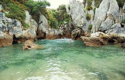 پلایا دی گالپیوری ، ساحلی بدون دریا