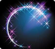 تصاویر وکتورهای بک گراند ستاره، سری دوم