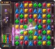 بازی سرگرم کننده و کم حجم Royal gems