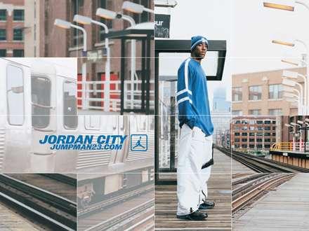 عکس تبلیغاتی شهر جوردن