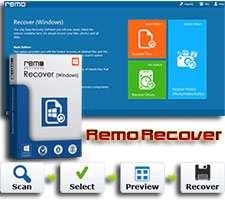 بازیابی قدرتمند اطلاعات از دست رفته، Remo Recover Windows Pro 4.0.0.33