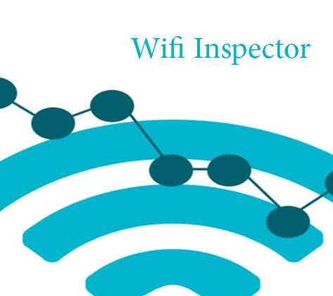 مدیریت و مشاهده شبکه وای فای، Wifi Inspector 2.0.5