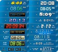 ساعت هشدار دهنده و دیجیتالی، Atomic Alarm Clock 6.25