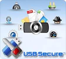 قفل گذاری بر روی فلش و حافظه های همراه، USB Secure 2.0.1