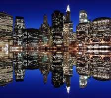 مجموعه 20 تصویر با کیفیت از شهر های شلوغ و مدرن