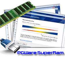بهینه سازی و مدیریت RAM سیستم، PGWare SuperRam 6.10.21.2013 Final