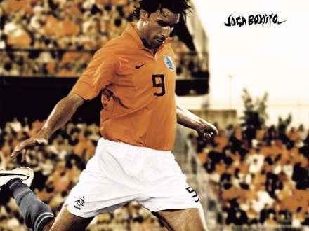 فوتبالیست تیم ملی هلند