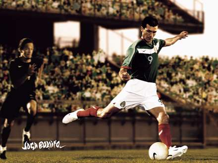 بازیکن تیم ملی مکزیک