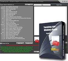 تعمیر و بازسازی ویندوز + پرتابل، Windows Repair 2.3.0