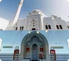 سفر مجازی با تصاویر 360 درجه به مسجد جمعه