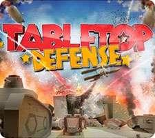 بازی مهیج و استراتژیک Tabletop Defense