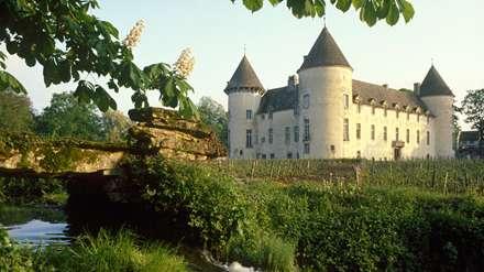 قلعه، فرانسه، Castle, France