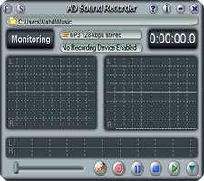 ضبط با کیفیت صوت و صدا، AD Sound Recorder 5.5.1