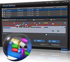 یکپارچه سازی هارد دیسک، IObit SmartDefrag 2.9.0.1229 Final