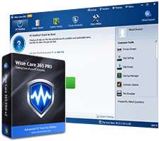 بهینه سازی حرفه ای ویندوز، Wise Care 365 Pro 2.85.229 Final