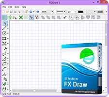 ترسیم اشکال هندسی متحرک، Efofex FX Draw 5.006.1