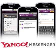 یاهو مسنجر نسخه اندروید، Yahoo! Messenger 1.8.6