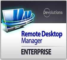 مدیریت و کنترل ریموت دسکتاپ، Remote Desktop Manager Enterprise 9.0.3.0