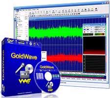 ویرایش و میکس حرفه ای موزیک، GoldWave 5.70