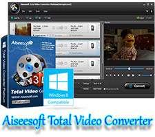 مبدل قدرتمند فایل های ویدیویی، Aiseesoft Total Video Converter Platinum 7.1.10