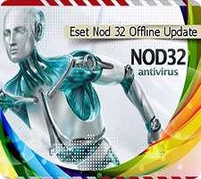 آپدیت آفلاین ESET Nod 32 تا 4 آبان 1393