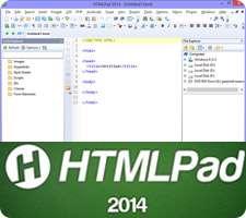 طراحی حرفه ای وبسایت + پرتابل، Blumentals HTMLPad 2014 12.2.0.150