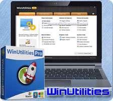 بهینه سازی رایانه + پرتابل، WinUtilities Pro 11.38